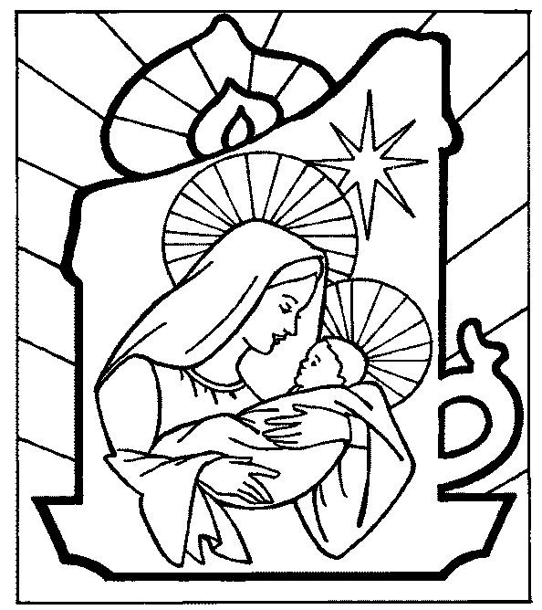 Kolorowanki Dla Dorosłych Religijne Do Wydruku Część 3
