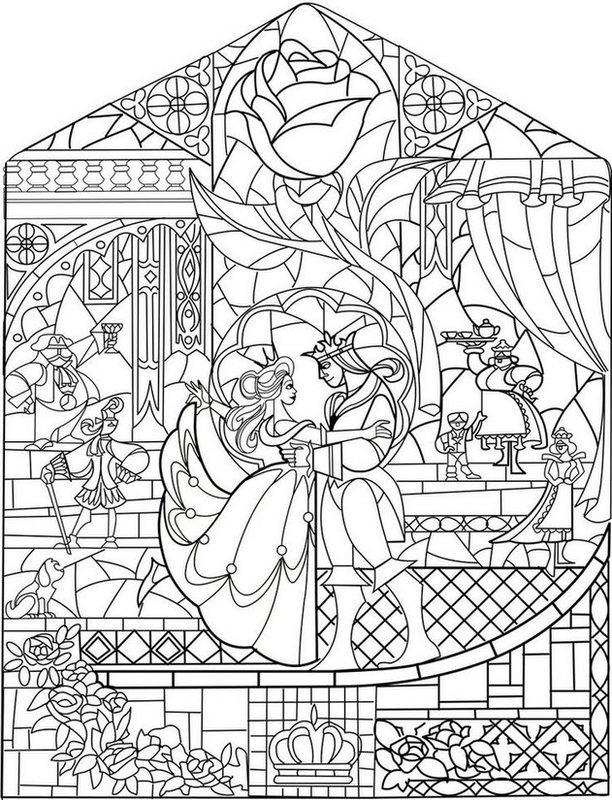 Kleurplaat Christelijk Kerst Kolorowanki Dla Dorosłych Księżniczki Do Wydruku Część 1