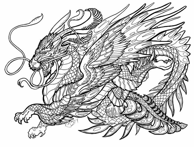 three headed beast coloring pages - photo#43