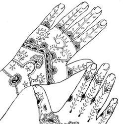 Tatuaże Kolorowanki Dla Dorosłych Do Wydruku