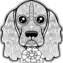 Najlepszy Wybor Kolorowanka Pies Do Druku Kolorydladzieci