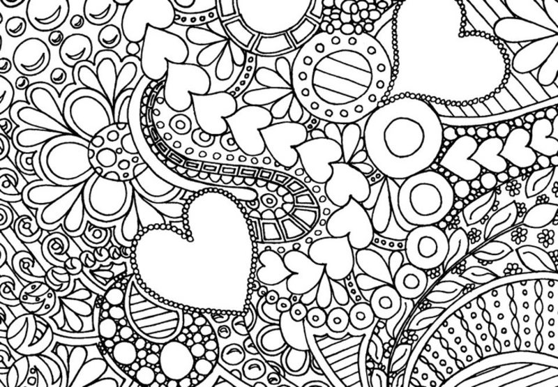Amazing How To Color Adult Coloring Books