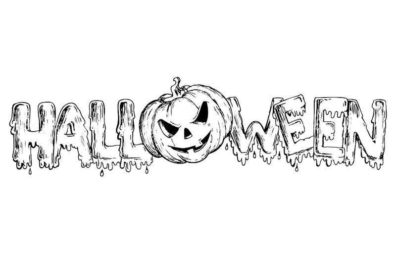 Kolorowanki Dla Doroslych Halloween Do Wydruku Czesc 5