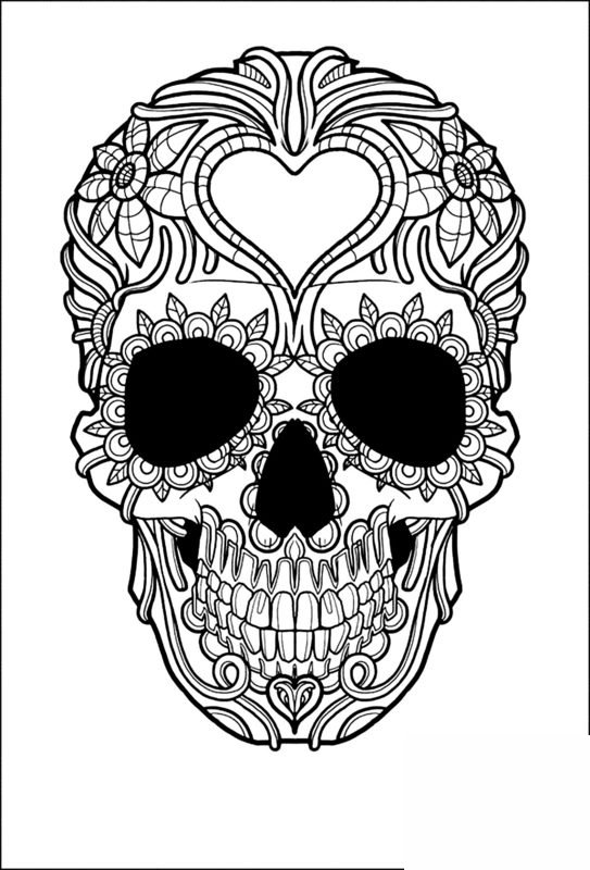 Tatuaże Kolorowanki Do Wydruku Dla Dorosłych Część 2