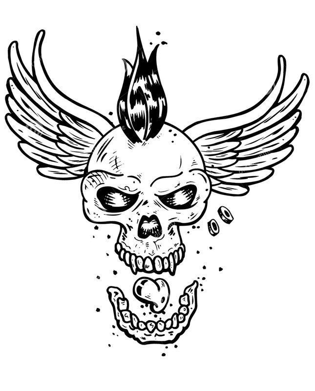 Tatuaże Kolorowanki Do Wydruku Dla Dorosłych Część 5