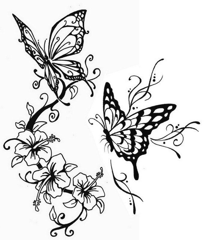Kolorowanki Dla Doroslych Motyle Do Wydruku Czesc 4